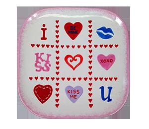 Webster Valentine's Tic Tac Toe