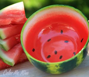 Webster Watermelon Bowl