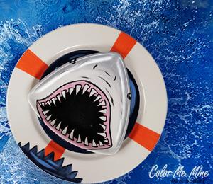 Webster Shark Attack!